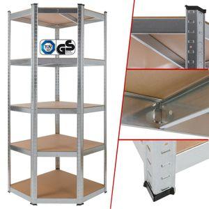 AREBOS Eckregal Lagerregal Schwerlastregal 875kg - direkt vom Hersteller