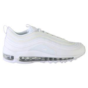 Nike Air Max 97 (GS) Sneaker Kinder Weiß (921522 104) Größe: 40