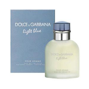 Dolce & Gabbana Pour Homme 200Ml(!) Eau De Toilette Spray