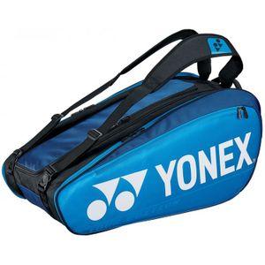 Yonex Pro Racket Bag 9R Tennistasche Blau