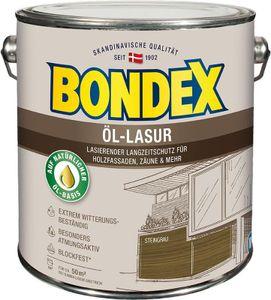 Bondex Öl-Lasur Steingrau 2,50l - 391330