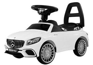 COIL Mercedes-Benz S AMG 65 Rutschauto LED Rutscher Kinderfahrzeug Kinderauto Lizenz NEU