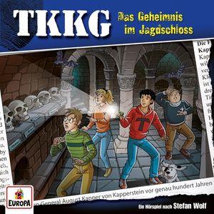 TKKG - 216/Das Geheimnis im Jagdschloss - CD