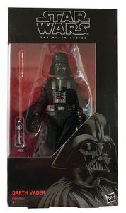 Hasbro Star Wars Rebels The Black Series C1367/B3834 Darth Vader Actionfigur 15 cm