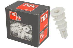 TOX Gipskartondübel GDK 32 für 4,5 mm Spanplatten- und Blechschraub