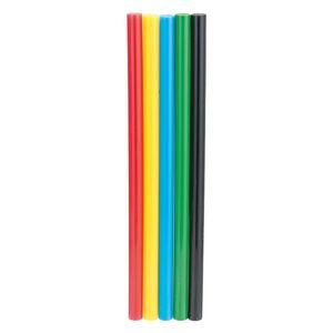 Bosch DIY Klebesticks Ø 7 mm Farbig, 10 Stück, für Heißklebepistole