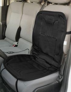 mumbi Sitzheizung Auflage beheizbare Sitzauflage Heizkissen 2 Heizstufen Auto 12V