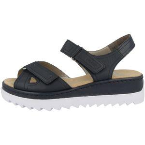 Rieker Sandale blau 38