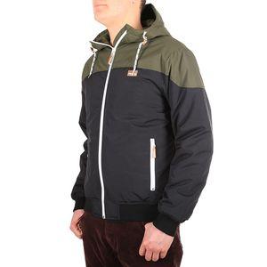 Iriedaily Herren Jacke Insulaner Jacket - black , Größe:S