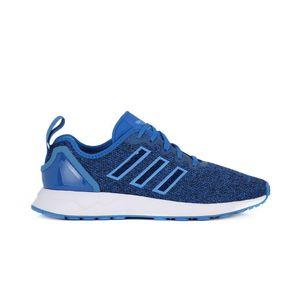 adidas ZX Flux ADV Kinder Sneaker Blau Schuhe, Größe:38
