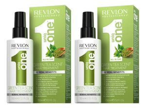 Revlon Uniq One All in One Treatment Green Tea Aktion -  2x 150ml = 300ml