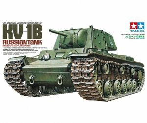 Tamiya 1:35 Russischer KV-1B 1940 Schwerer Kampfpanzer 300135142
