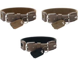 Hunter Halsband Hunting Special versch. Farben und Größen, Größe:50, Farbe:schwarz