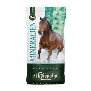 St. Hippolyt SemperMin Müsli 15 kg - Das schmackhafte, getreide- & glutenfreie Mineralmüsli