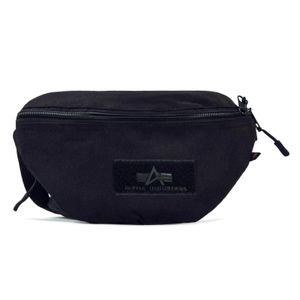 Alpha Industries Waist Bag Bauchtasche VLC black