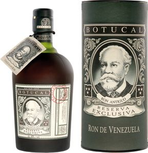 Botucal Reserva Exclusiva Rum in Geschenkdose Venezuela | 40 % vol | 0,7 l
