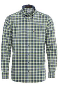 Camel active - Herren Hemd mit Button Down Kragen (409105-4S05), Größe:3XL, Farbe:Grün (61)
