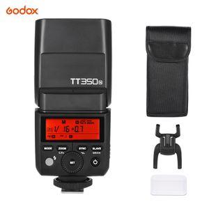 Godox Think TT350N Mini 2.4G Wireless TTL Kamerablitz Master & Slave Speedlites 1 / 8000s High Speed ??Sync. fš¹r Nikon D800 D700 D7100 D7000 D5200 D5100 D5000 D300 D3200 D3000 D2000 D70S D810 usw. Kameras