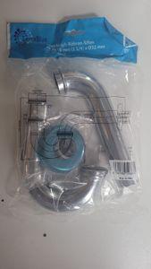 Röhrensifon Chrom 1 1/4 x 32mm