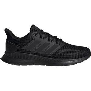 adidas Runfalcon Herren Sneaker Schwarz Schuhe, Größe:43 1/3