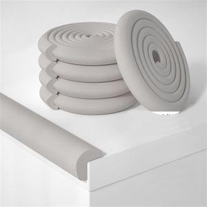 L Form 10m Kantenschutz Baby 10 Stück Selbstklebend Wasserdicht Kantenschutzprofil Eckenschutz Tischkante grau