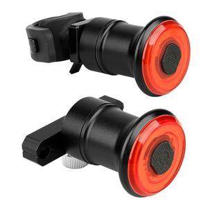 1 stk Fahrrad Intelligentes Sensorische Bremslicht Fahrrad Rücklicht USB Lade Rücklicht Sattelstütze licht