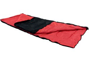 Adventure Outside Schlafsack 200 x 80 cm rot Camping Outdoor