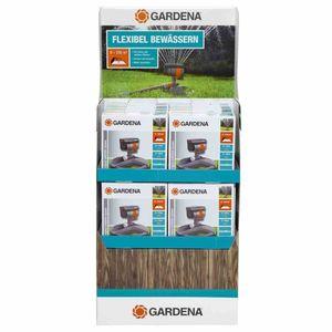 Gardena Viereckregner ZoomMaxx - Aktion, 945242
