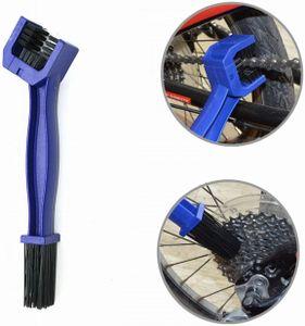 Ketten Reinigungsbürste, 1 Pcs Kettenbürste | Auto Motorrad Fahrrad Kette Reinigung Wartungswerkzeug - Blau