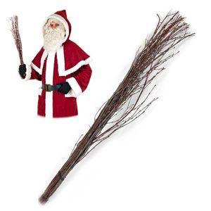 Nikolaus-Rute Reisrute 50 cm Weihnachtsmann-Zubehör