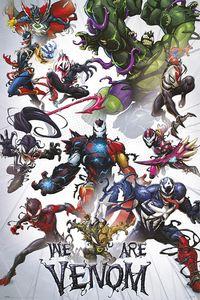 Marvel Comics Poster Venom We Are Venom 91,5 x 61 cm