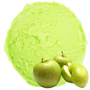 Grüner Apfel Geschmack Eispulver Softeispulver 1:3 - 1 kg