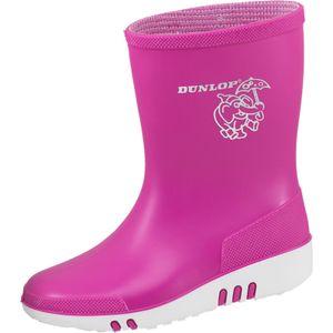 Dunlop Kinderstiefel Mini pink Gr. 28