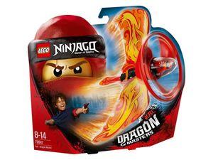 LEGO® NINJAGO Drachenmeister Kai 70647