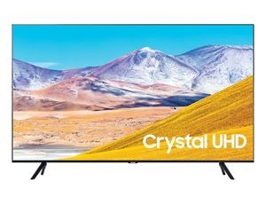 Samsung Premium 4K Ultra HD LED TV 163 cm (65 Zoll) GU65TU8079 Sprachassistenten, Smart-TV, HDR10+