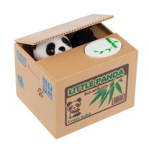 Lustige Elektronische Panda Spardose | Sparbüchse | Kinderspardose Sparschwein