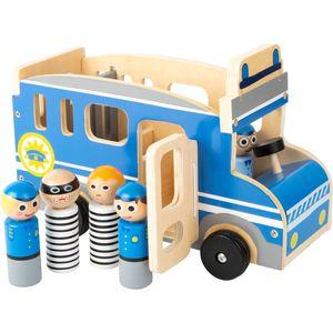 Small Foot 11459 Spielauto Polizeibus XL