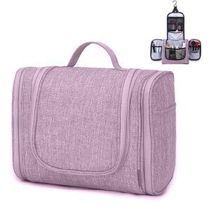 Kulturtasche Damen Herren Kulturbeutel zum aufhängen Kosmetiktasche Waschbeutel Koffer Waschtasche Reise Tasche Schminktasche Makeup für Männer Jungen