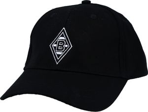 Borussia Mönchengladbach Baseball-Cap Classic Schwarz