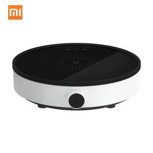 Xiaomi Mijia Induktionsherde Jugendversion Mi Home Intelligente Kreative Praezise Steuerung Induktionsplatte Fliesen Hot Pot App Fernbedienung 2100W 220V 50Hz