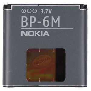 Nokia BP-6M 1100mAh Li-Ion Akku für N73 N93 Bulk