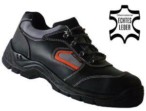 Arbeitsschuhe Sicherheitsschuhe S3 Größe 43 schwarz 052