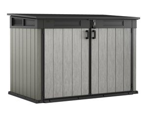 Keter Grande Store Gartenbox Gerätebox Geräteschuppen XXL abschließbar
