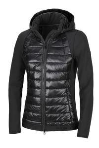 PIKEUR Damen Hybrid-Jacke MEYLA ATHLEISURE Herbst/Winter 2021, black,