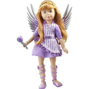 Käthe Kruse cruselings Chloe Deluxe Puppen-Set lila