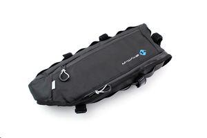 M-Wave Fahrradtasche Rahmentasche BP Triangle 4,2 Liter, schwarz, Messingschlager, 122632