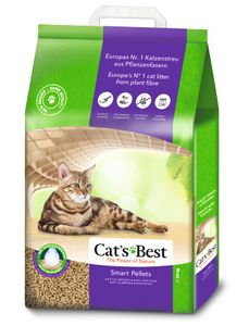 Cat's Best Smart Pellets 20 Liter