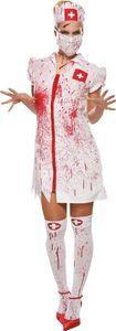 Rubie's kostüm Krankenschwester Damen Größe 34 weiß/rot
