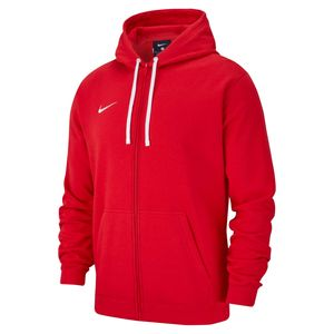 Nike Sweatshirts JR Team Club 19 Fullzip Fleece Hoody, AJ1458657, Größe: M