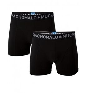 Muchachomalo 2PCK BASIC BLACK XL